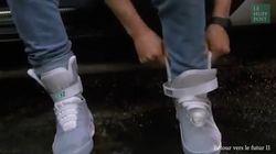 On peut enfin porter les chaussures magiques de