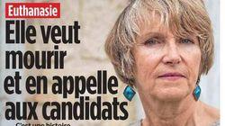 Euthanasie : elle veut mourir et en appelle aux candidats à l'élection