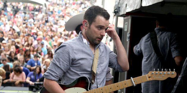 Après le massacre de Las Vegas, ce guitariste américain a changé d'avis sur les