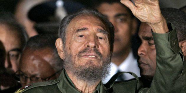 Fidel Castro est mort le 25 novembre 2016 (ici, une photo prise 10 ans plus