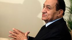 L'ex-président égyptien HosniMoubarak est
