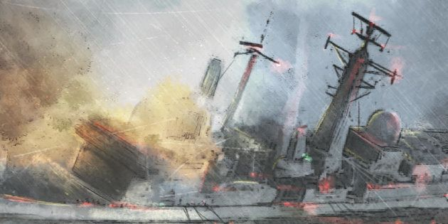 Comment un incident en mer de Chine pourrait déclencher une guerre