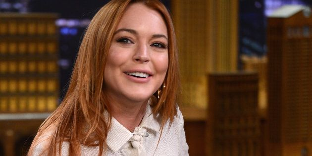 À 30 ans, Lindsay Lohan se lance un nouveau défi dans sa