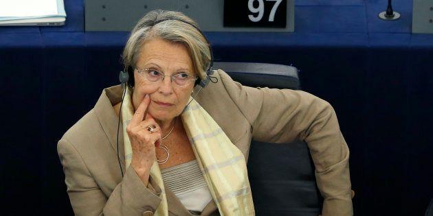Michele Alliot-Marie au Parlement