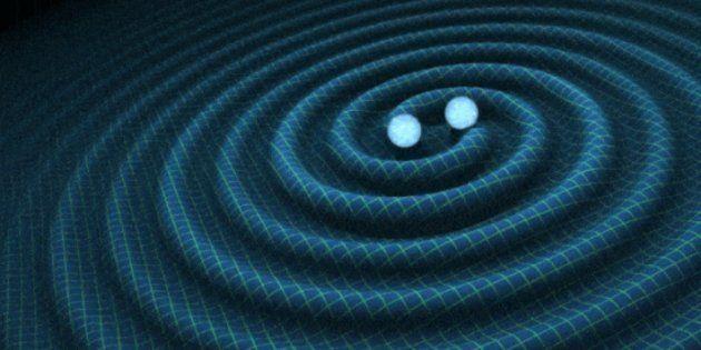 Au fait, c'est quoi, les ondes gravitationnelles dont la découverte a été récompensée par le prix Nobel...