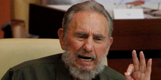 Fidel Castro en 2010