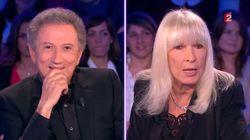 Dany Saval raconte comment elle a préféré Michel Drucker à Claude