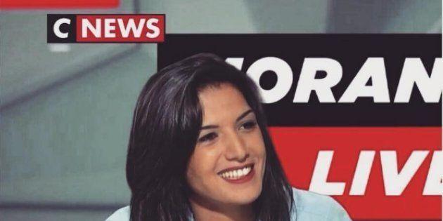 Farah RK démissionne de l'émission de Morandini sur