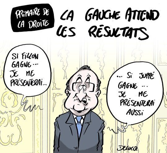 François Hollande a une stratégie bien à lui après la primaire de la