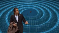 Les ondes gravitationnelles expliquées en moins de deux