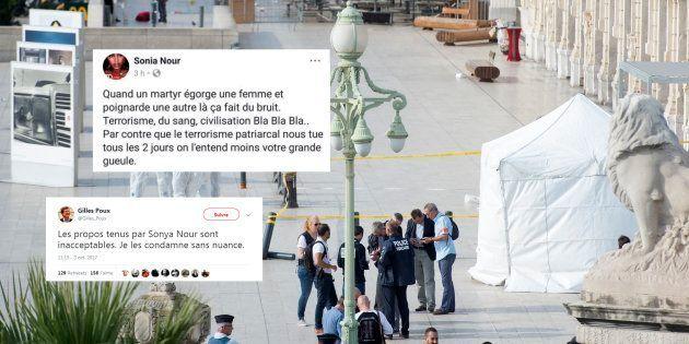 Attaque à Marseille: Une collaboratrice du maire de La Courneuve fait scandale en qualifiant