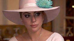 Lady Gaga émue aux larmes quand elle parle des dessous de la