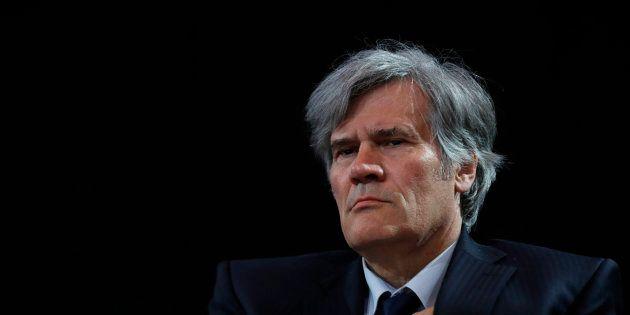 Stéphane Le Foll, au meeting