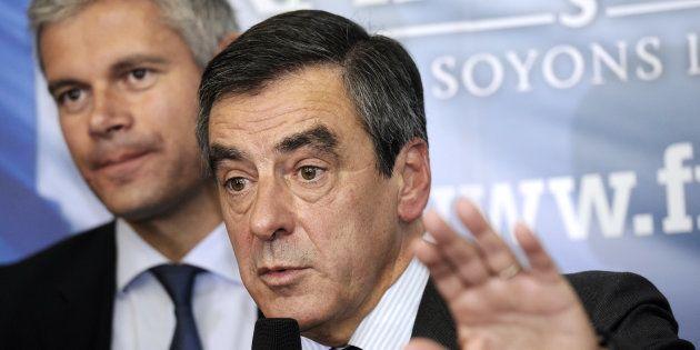 François Fillon pourrait mettre fin aux fonctions de Laurent Wauquiez à la tête des