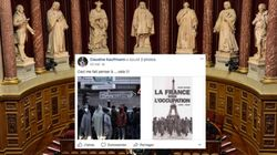 La sénatrice FN qui a comparé les migrants aux nazis se félicite de la