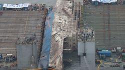 Trois ans après son naufrage, le renflouement titanesque du Sewol en