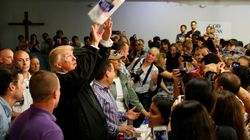 Trump enchaîne les gaffes à Porto