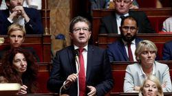 Le FN était prêt à soutenir Mélenchon pour obtenr le retrait du drapeau européen à