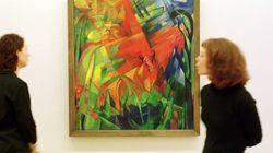 La fondation Beyeler expose le Blaue Reiter (le cavalier
