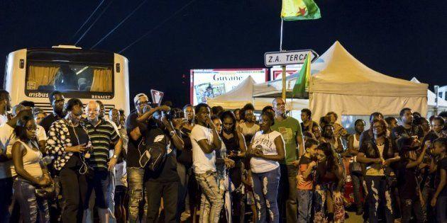 Les raisons de la colère en Guyane à l'heure de la grève