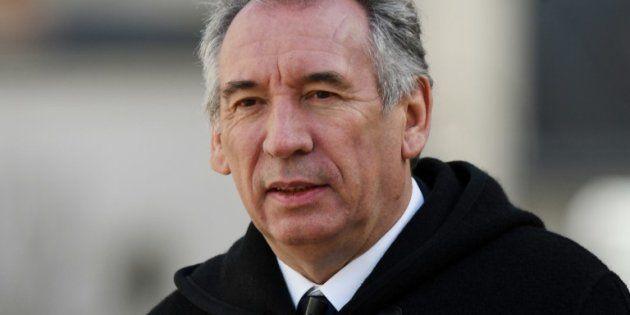 François Bayrou ne sera pas candidat aux élections