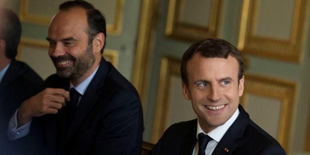 La popularité de Macron remonte mais le chef de l'Etat ne doit pas