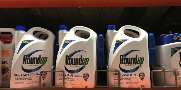 Le Roundup de Monsanto contient du