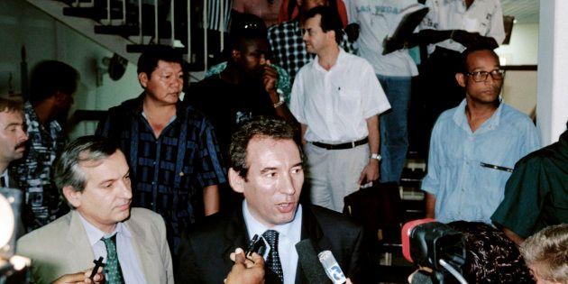 La situation en Guyane rappelle ce qu'il s'y était déjà passé en