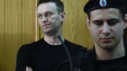 L'opposant russe Alexeï Navalny condamné à la prison après la manifestation