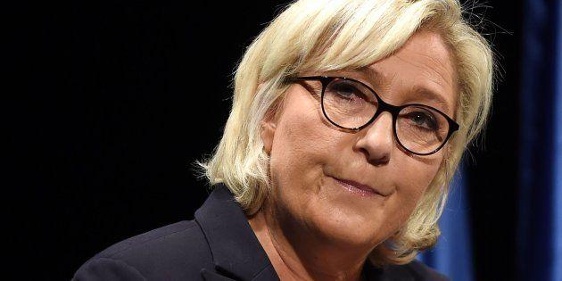 Claudine Kauffmann, la sénatrice suspendue du FN attaque Marine Le Pen et dénonce
