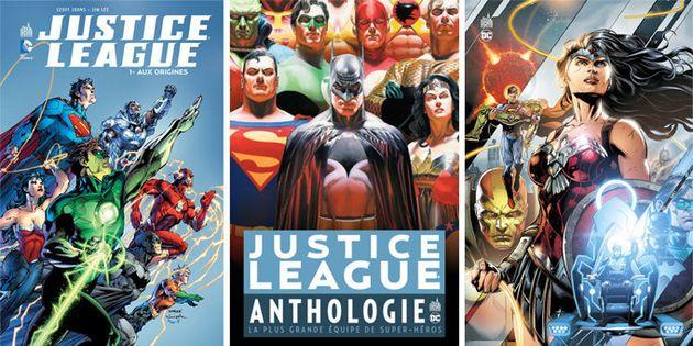 Quels comics de Justice League lire avant d'aller voir le