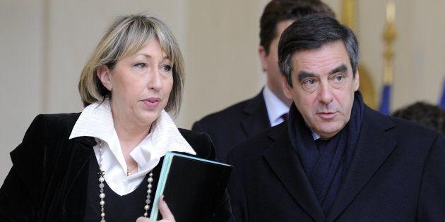 Marie-Anne Montchamp était ministre de Nicolas Sarkozy dans le gouvernement de François