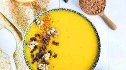Pour une pause déjeuner au bureau, ces cinq recettes de soupe sont