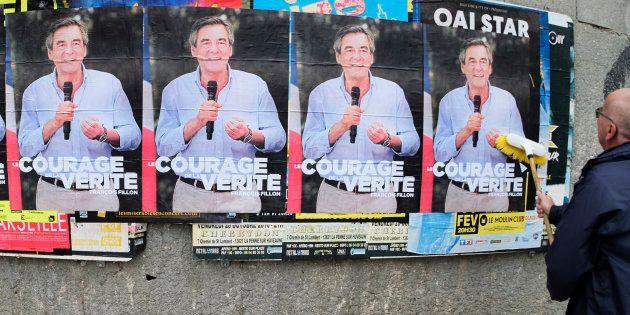 Simplifier la présidentielle à une bataille de slogans, un danger pour la démocratie / AFP PHOTO / BORIS