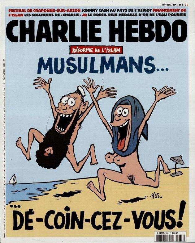 Charlie Hebdo sort sa version allemande: ces dessins emblématiques pourraient-ils être publiés en