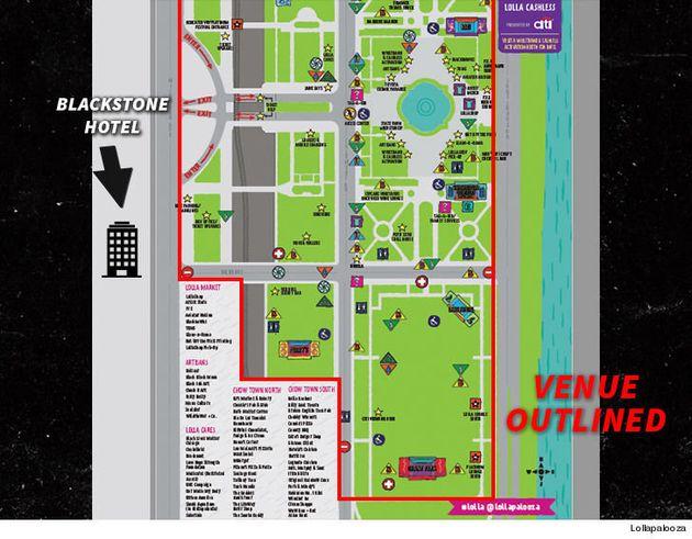 Chicago: le tireur de Las Vegas, Stephen Paddock, avait réservé une chambre pendant le festival