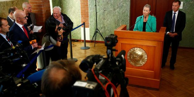 Prix Nobel de la paix 2017: qui sont les