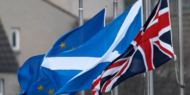 L'Écosse demande un nouveau référendum sur son indépendance du Royaume-Uni
