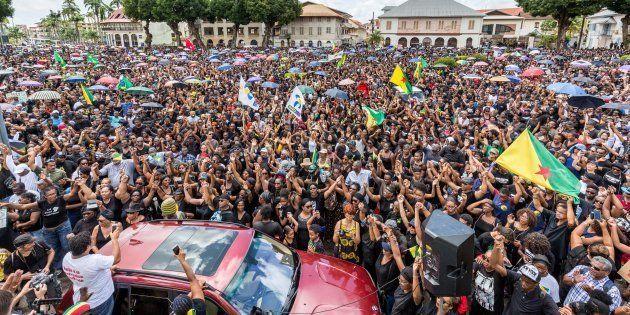 Les ministres Matthias Fekl et Ericka Bareigts en Guyane se rendent en Guyane