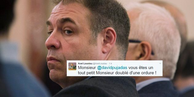 Axel Loustau, un proche de Marine Le Pen mis en cause pour un salut nazi traite
