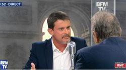 Valls refuse de jouer les médiateurs en