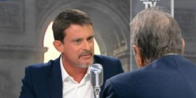 Manuel Valls refuse de jouer les médiateurs en