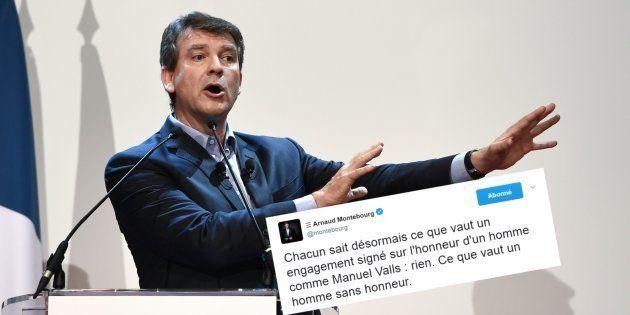 La réaction de Montebourg à la décision de Valls résume le sentiment de l'équipe