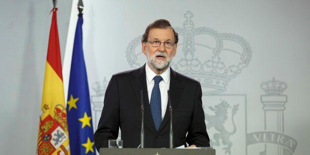 Le gouvernement espagnol veut dissoudre le Parlement catalan et lancer des élections