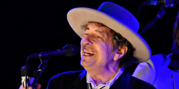 Bob Dylan en
