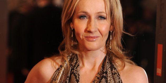 J.K. Rowling ne veut vraiment pas du