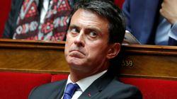 Valls dénonce le texte