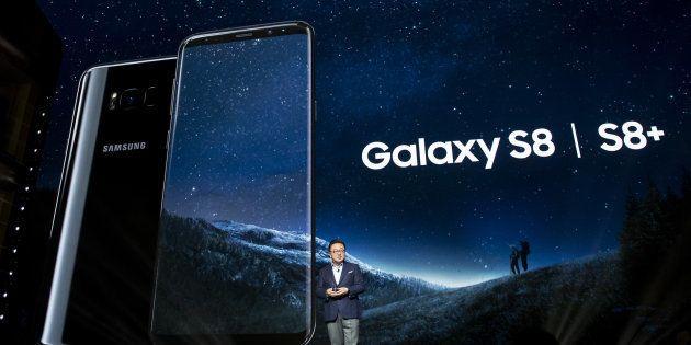 Prix, date, caractéristiques: tout ce qu'il faut savoir sur le Galaxy S8 de