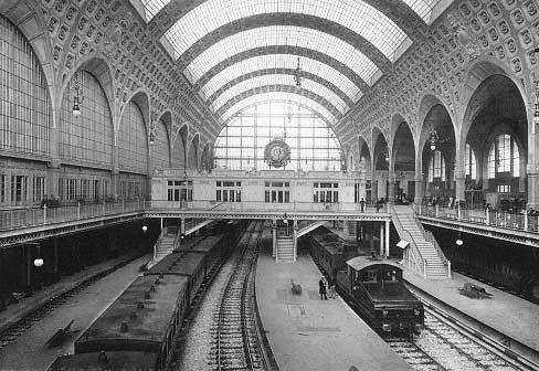 Où sont passés les trains du musée