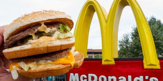 James Delligatti, l'inventeur du Big Mac de McDonald's est